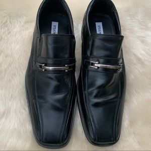 Men's 11 Steve Madden Kinndle Leather Loafers